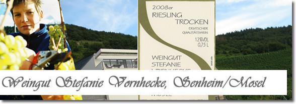Weingut Stefanie Vornhecke, Senheim/Mosel