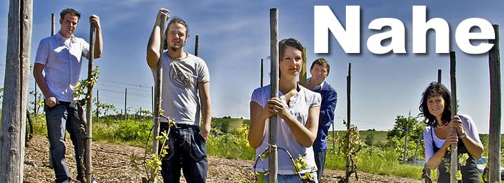 Weinanbaugebiet Nahe