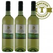 Weißwein South Valley White Wine USA 2015 trocken (3 x 0,75l) - VERSANDKOSTENFREI -