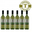 Weißwein South Valley White Wine USA 2015 trocken (6 x 0,75l) - VERSANDKOSTENFREI -