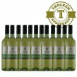 Weißwein South Valley White Wine USA 2015 trocken (12 x 0,75l) - VERSANDKOSTENFREI -